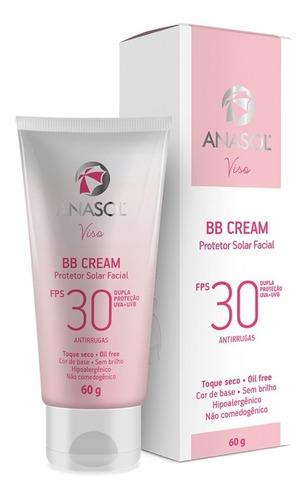 anasol bb cream facial fps 30 60 g