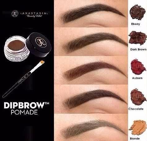 Dipbrow in ebony