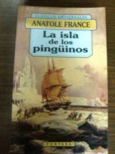 anatole france  la isla de los pinguinos
