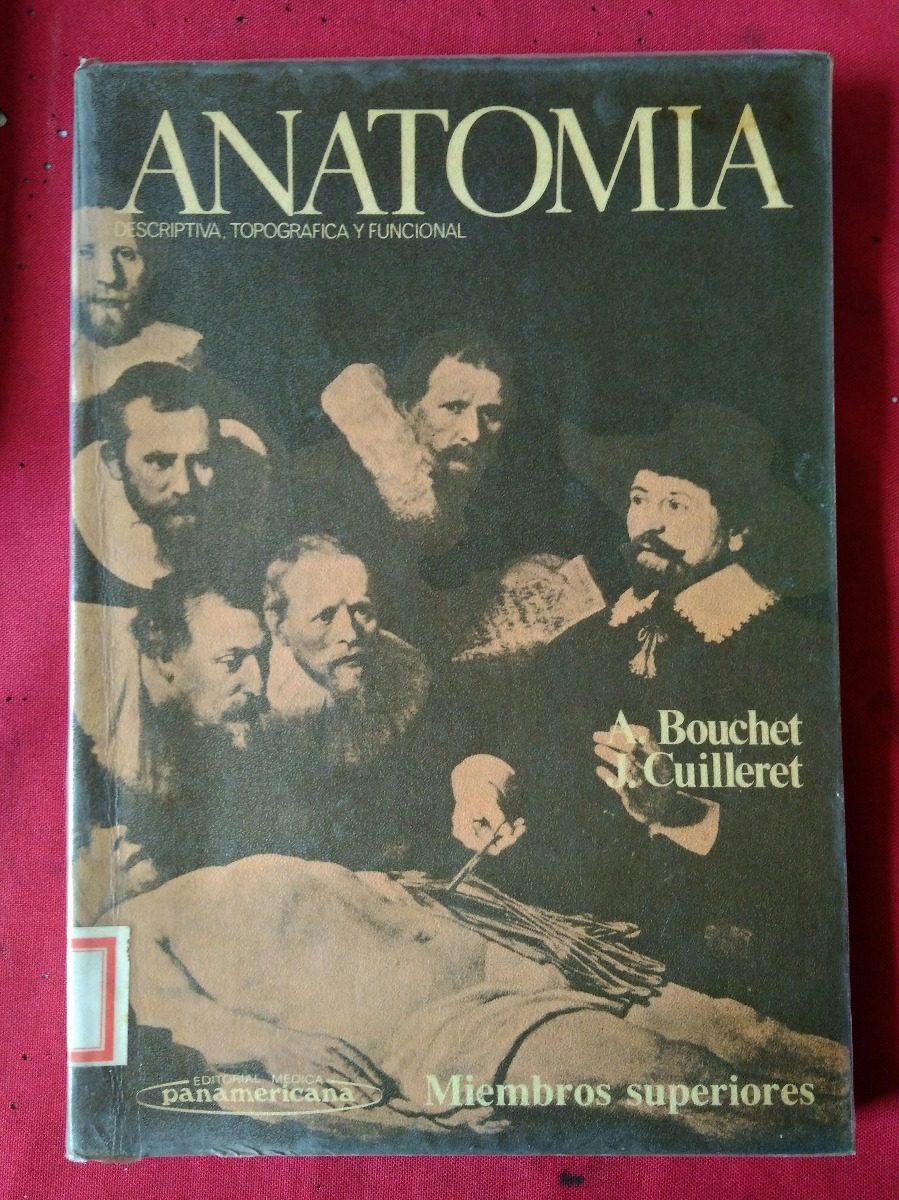 Anatomia Bouchet Miembros Superiores #30 - Bs. 87,56 en Mercado Libre