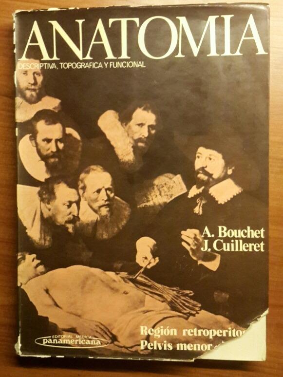 Anatomia Bouchet Retroperitoneo Pelvis Menor Y Perineo - Bs. 1,50 en ...
