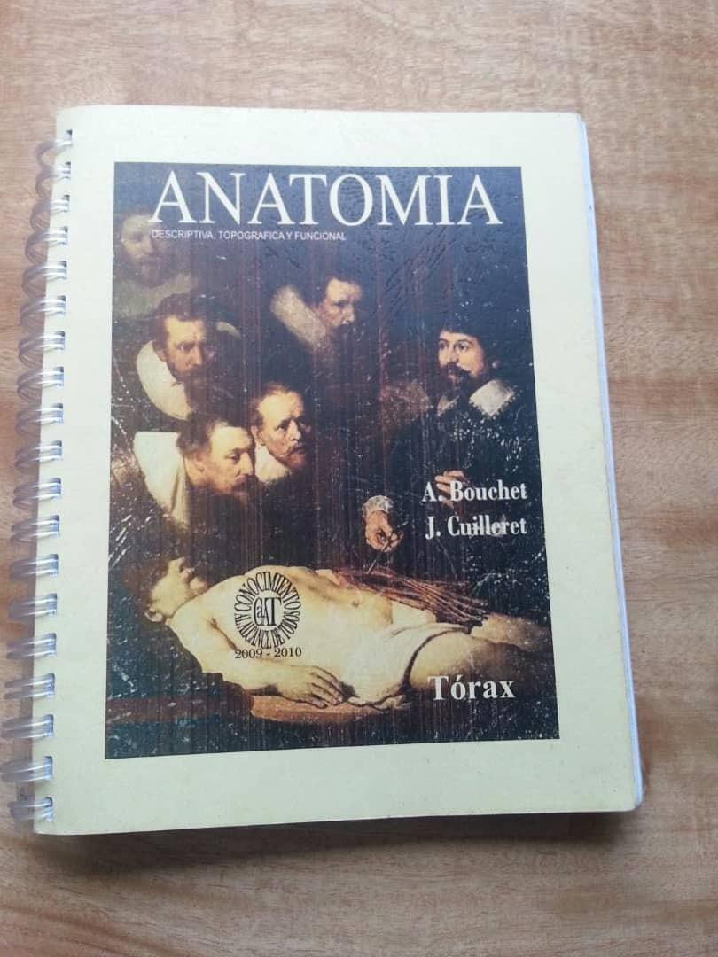 Anatomia Bouchet Torax - Anatomia Bouchet Cuello - Bs. 400,00 en ...