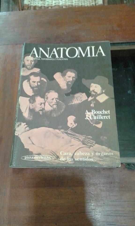 Anatomía Cara.cabeza Y Órganos De Los Sentidos - $ 20.000 en Mercado ...
