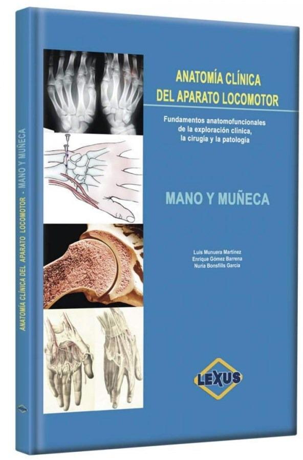 Anatomía Clínica Del Aparato Locomotor Mano Lexus - $ 70.000 en ...