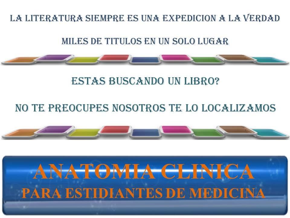 Fantástico Sitios Web De Anatomía Para Estudiantes De Medicina ...