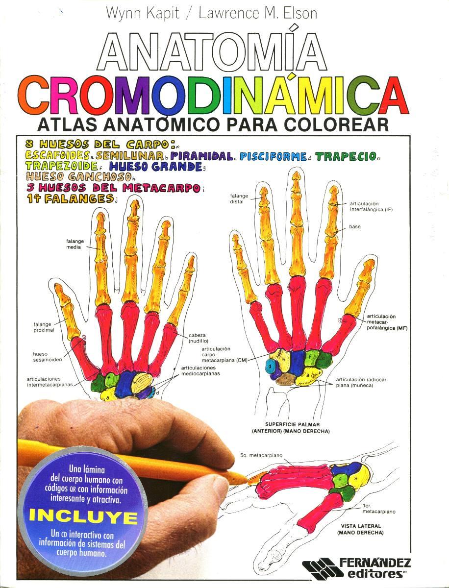 Anatomia Cromodinamica - Kapit, Wynn / Fernandez - $ 499.00 en ...