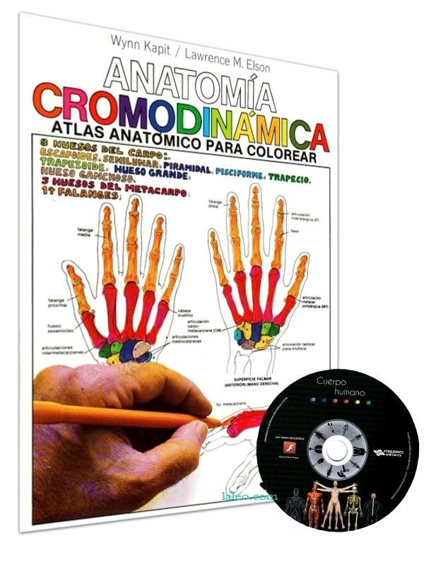 Anatomia Cromodinamica - Kapit, Wynn / Fernandez Envio Expre ...