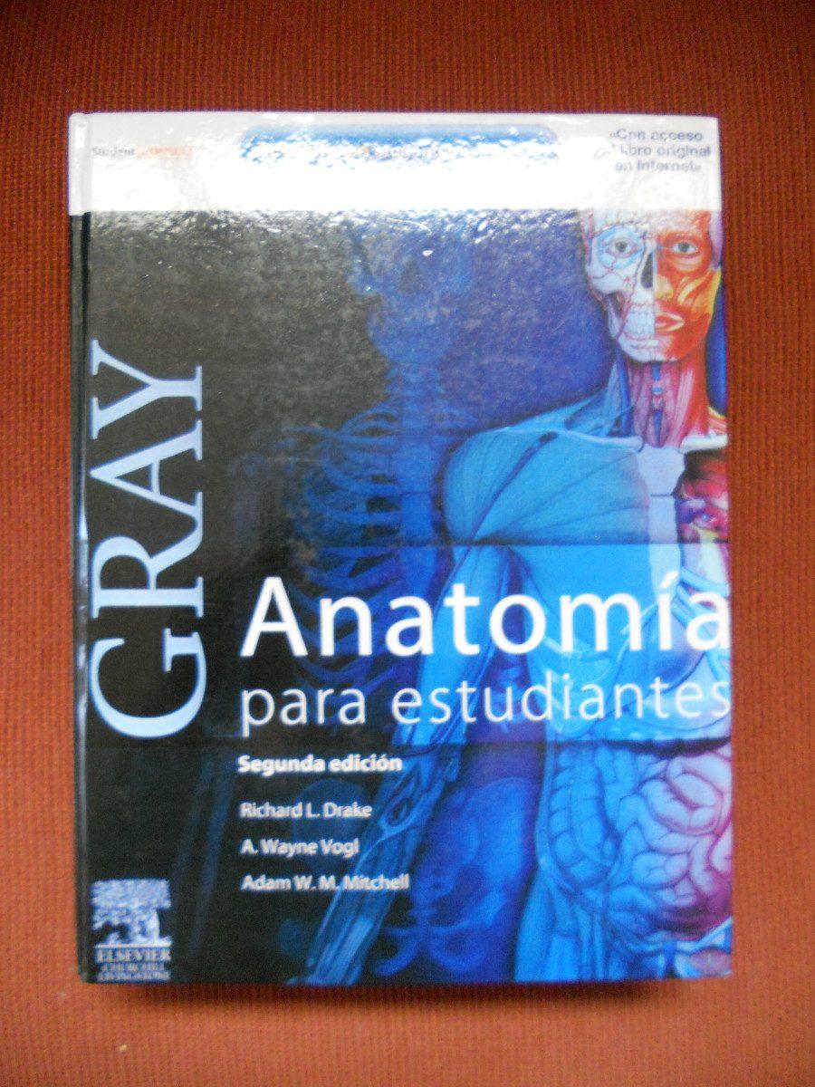 Anatomia De Gray Segunda Edición - $ 49.900 en Mercado Libre