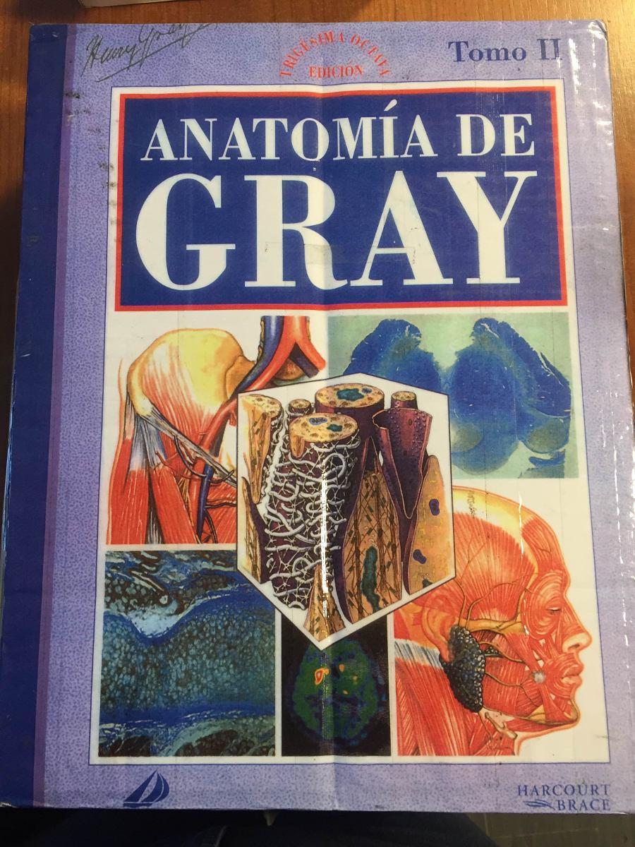 Anatomía De Gray. Williams. Warwick. 2 Tomos. Elsevier - $ 6.800,00 ...