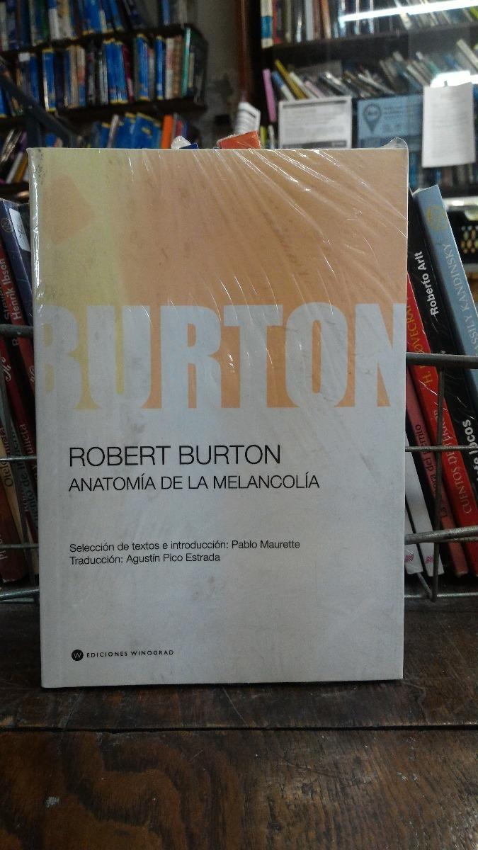 Bonito Burton Anatomía De La Melancolía Imágenes - Imágenes de ...