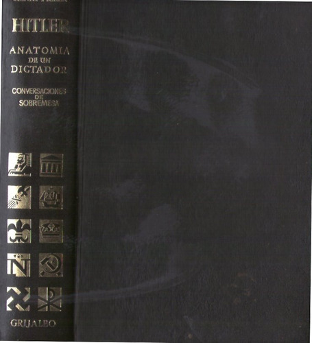 anatomía de un dictador hitler - henry picker