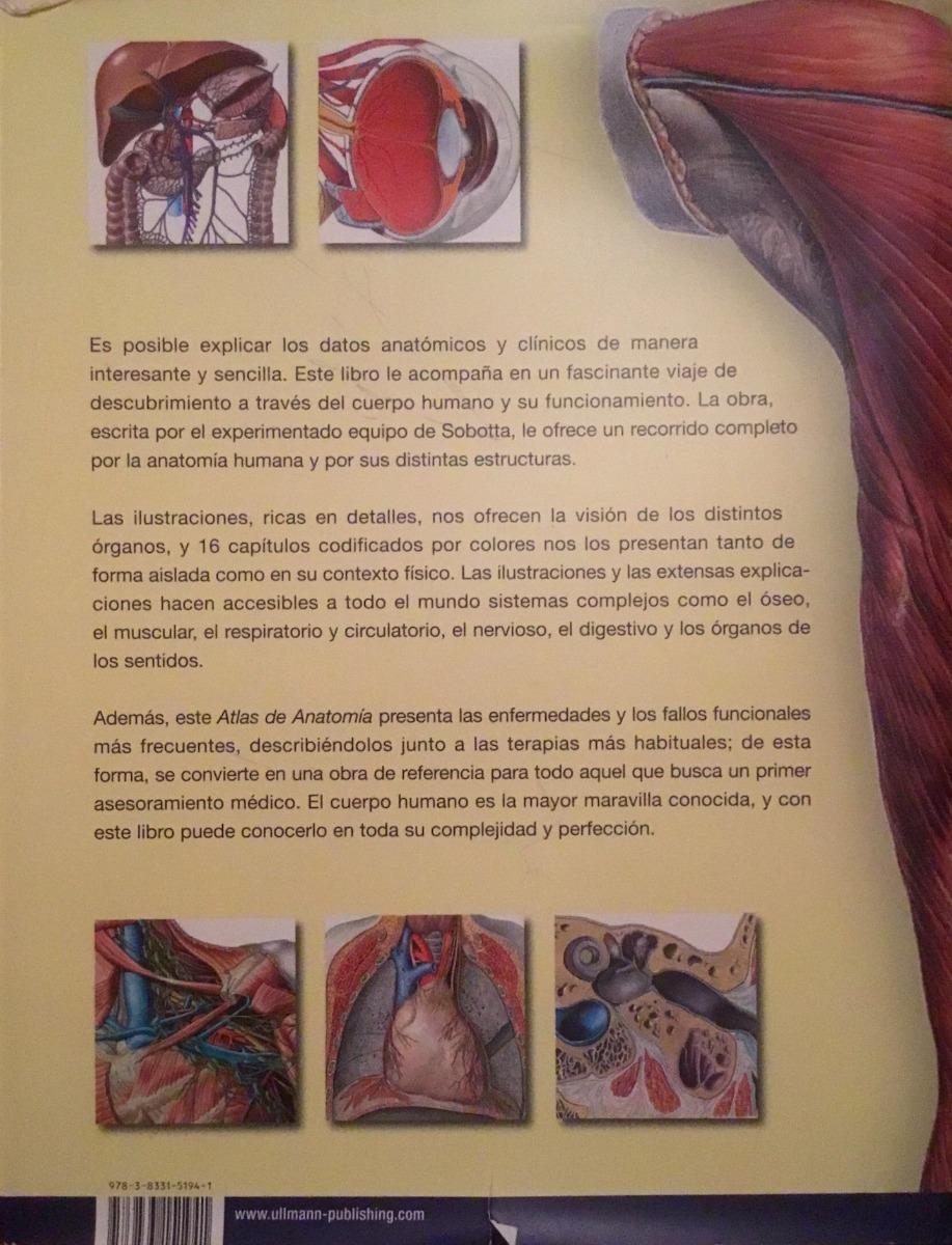 Anatomia Del Cuerpo Humano - Bs. 560,00 en Mercado Libre