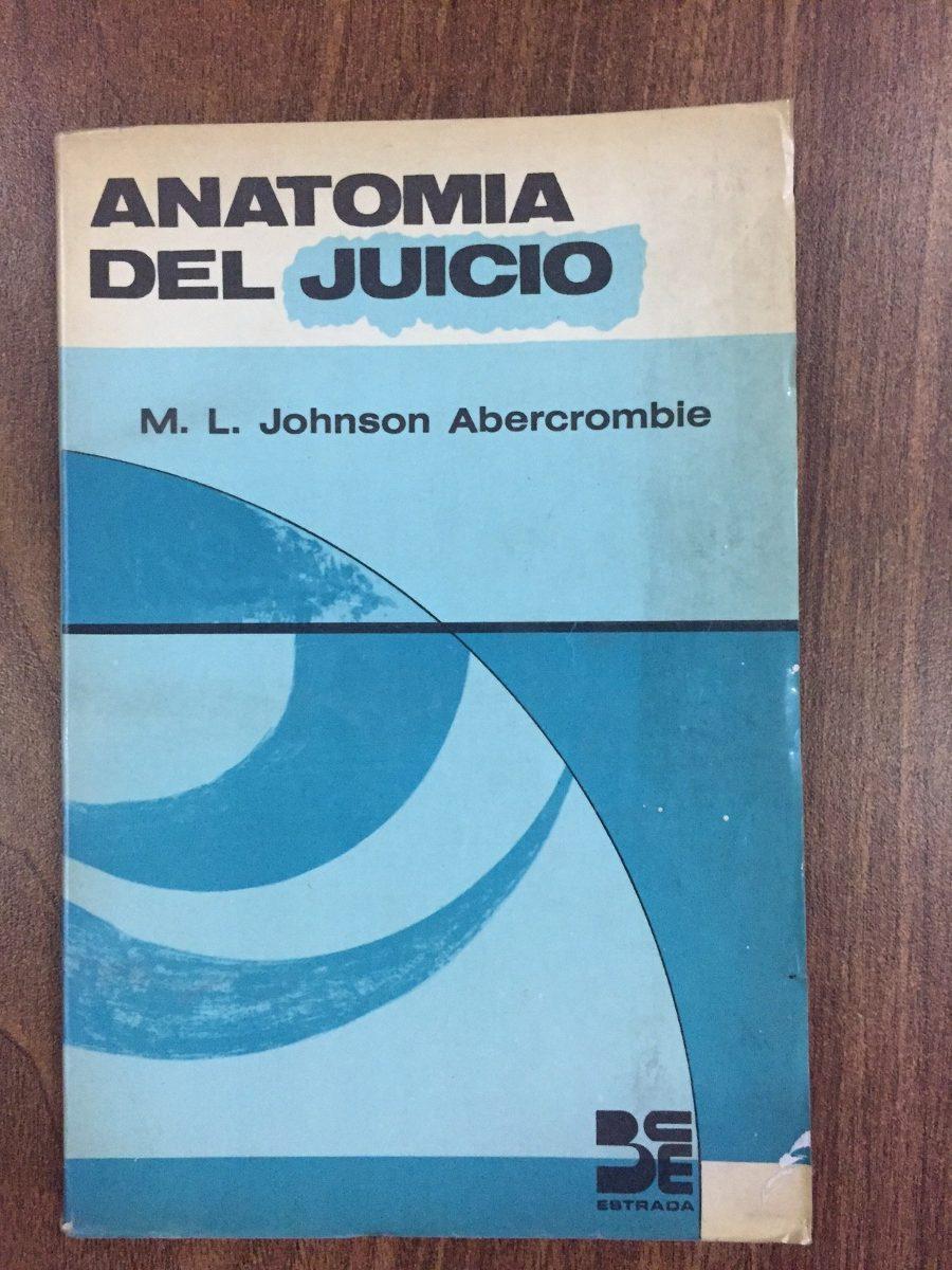 Anatomia Del Juicio - $ 200,00 en Mercado Libre