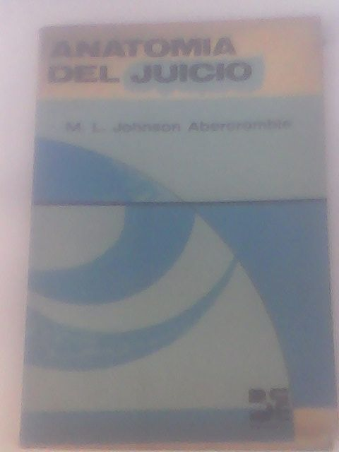 Anatomía Del Juicio Johnson Abercromble - $ 46,00 en Mercado Libre