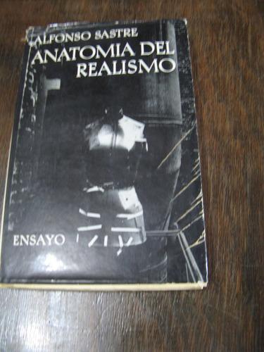 anatomía del realismo. alfonso sastre