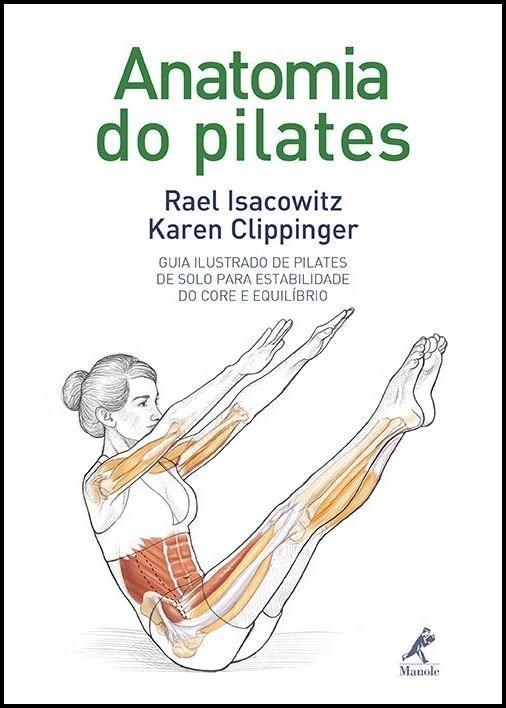 Anatomia Do Pilates - Guia De Pilates Pdf - R$ 15,00 em Mercado Livre