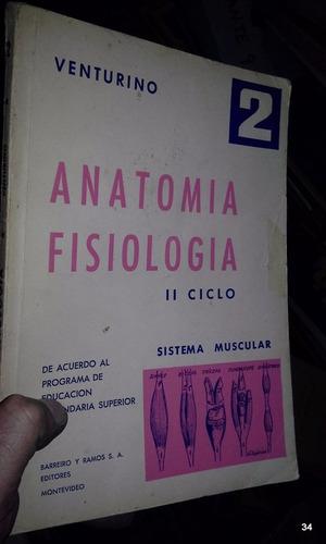 anatomía fisiología segundo ciclo venturino