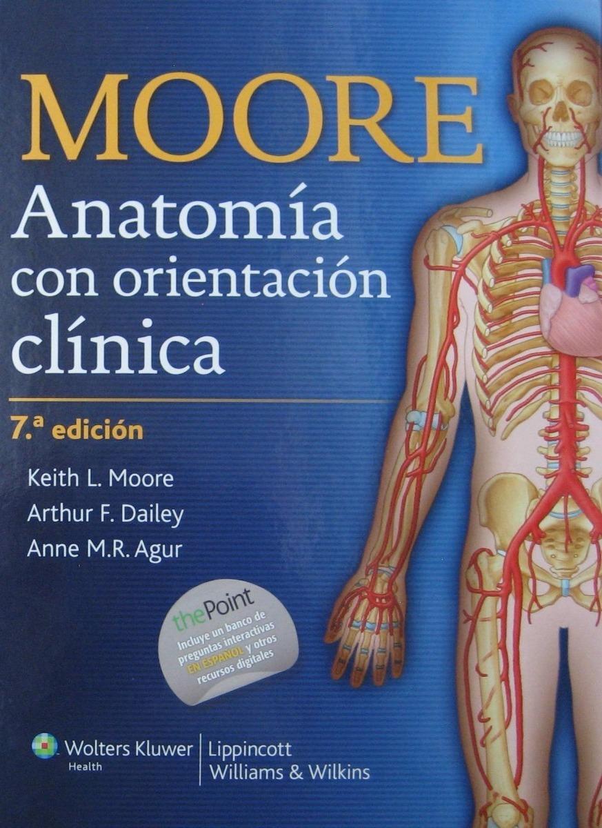 Anatomia Humana Con Orientación Clínica De Moore Pdf Digital - S/ 24 ...