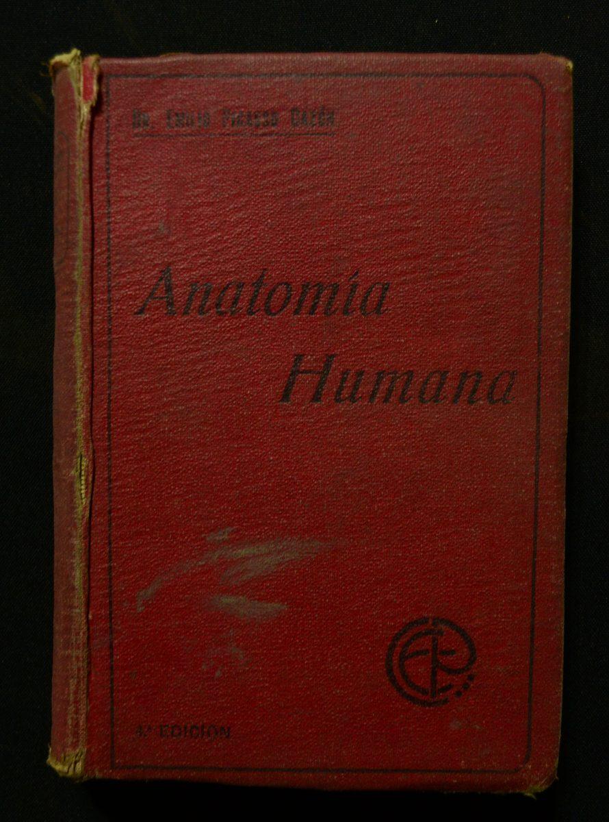 Anatomia Humana Dr. Emilio Picasso Cazon - $ 138,00 en Mercado Libre