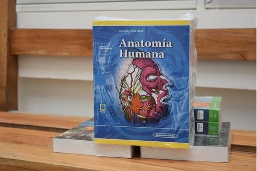 anatomía humana latarjet
