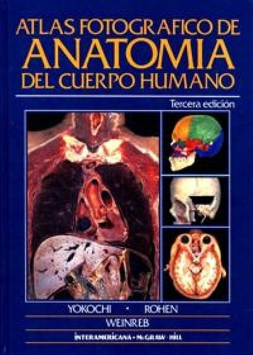 anatomia humana latarjet + atlas netter 5 + atlas fotos pdf
