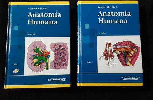 anatomía humana latarjet-ruiz liard4°edición