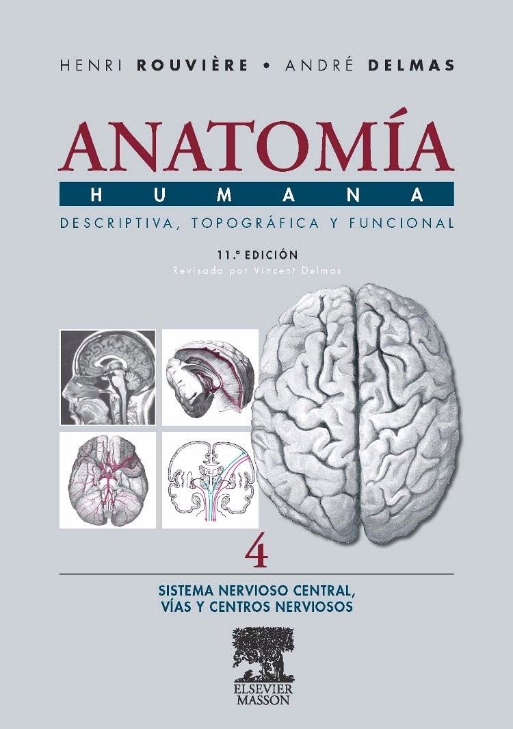Anatomia Humana Rouviere Tomo 4 Nuevo Mejor Precio - $ 1.569,00 en ...