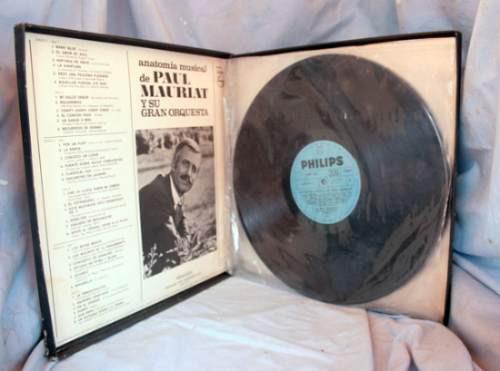 Anatomía Musical De Paul Mariat Y Su Gran Orquesta Vinilo Lp - $ 90 ...
