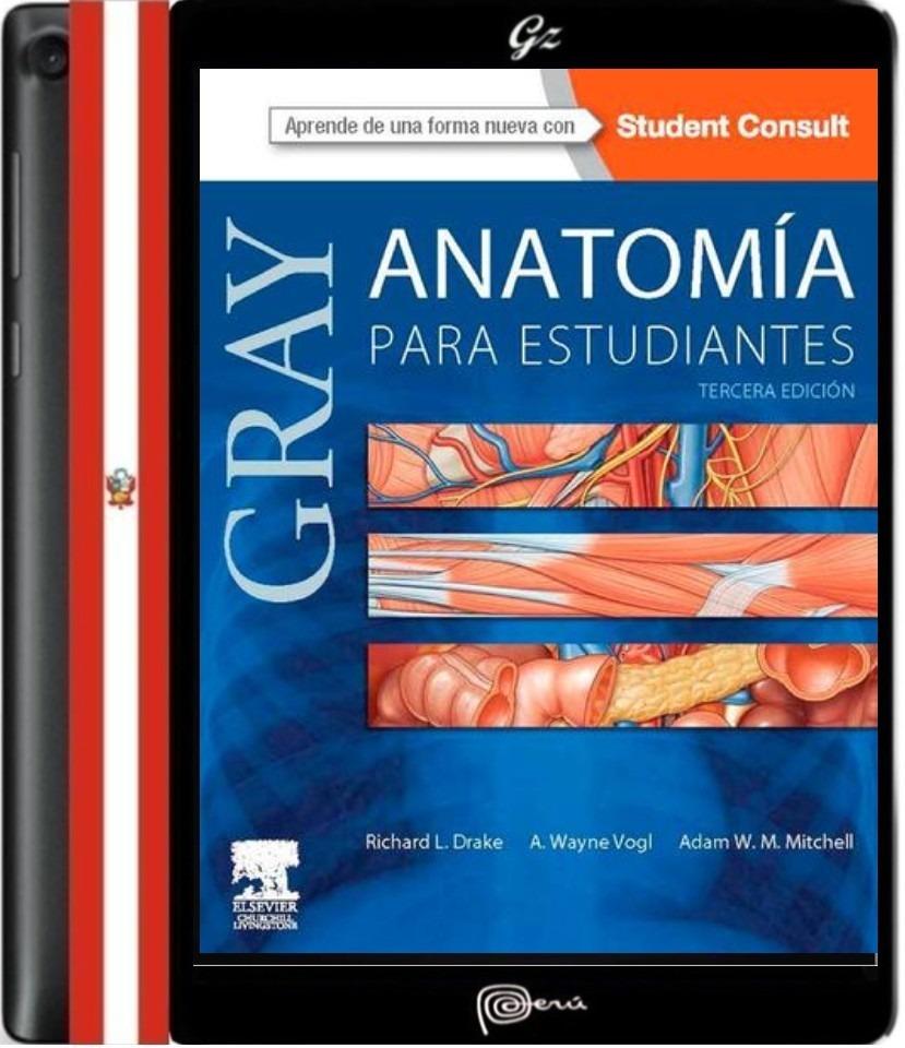 Anatomia Para Estudiantes Gray Elsevier 3ªed - S/ 6,00 en Mercado Libre