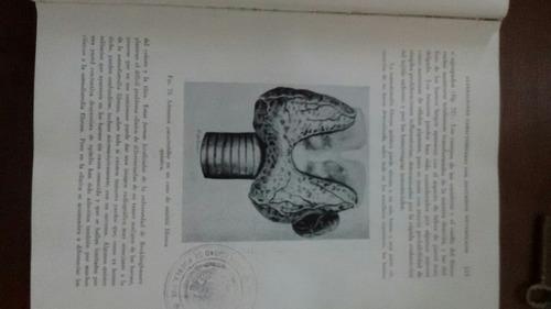 anatomia patologica volumen 1. año  1946