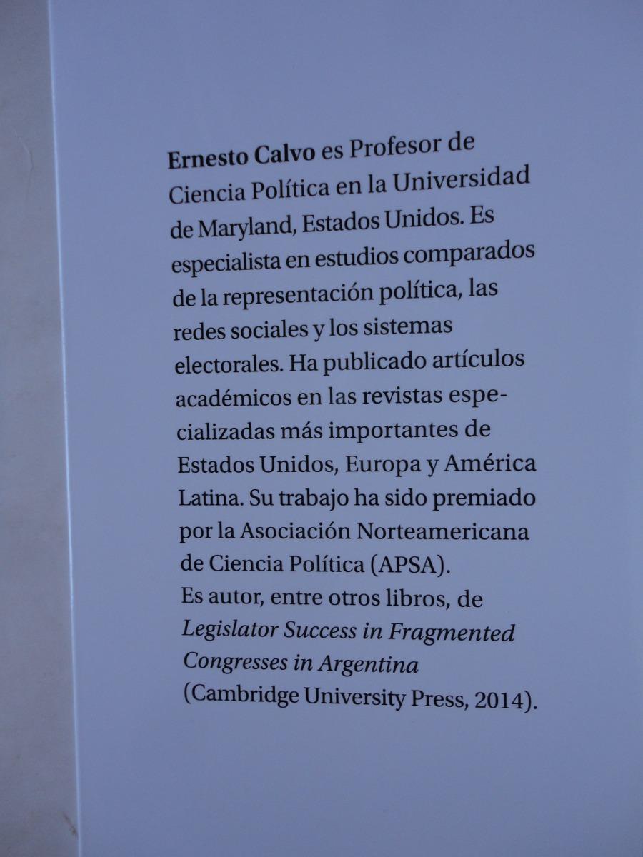 Anatomia Politica De Twitter En Argentina - Ernesto Calvo - $ 130,00 ...