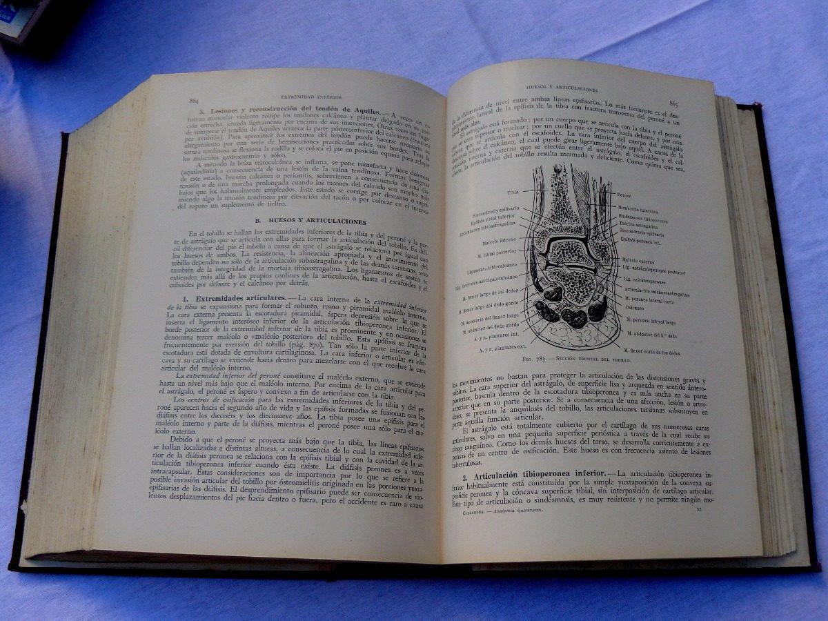Anatomia Quirurgica Latimer Callander - $ 500,00 en Mercado Libre