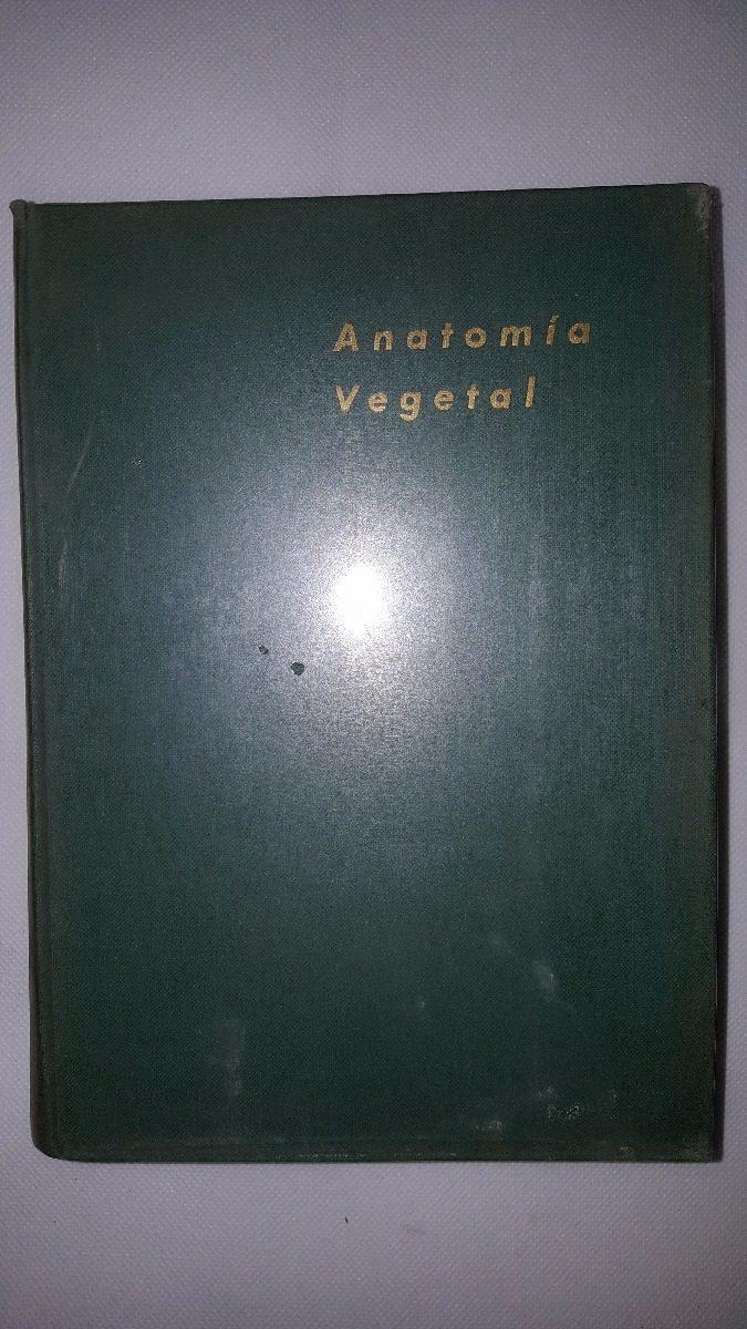 Anatomia Vegetal. Katherine Esau. - $ 450,00 en Mercado Libre