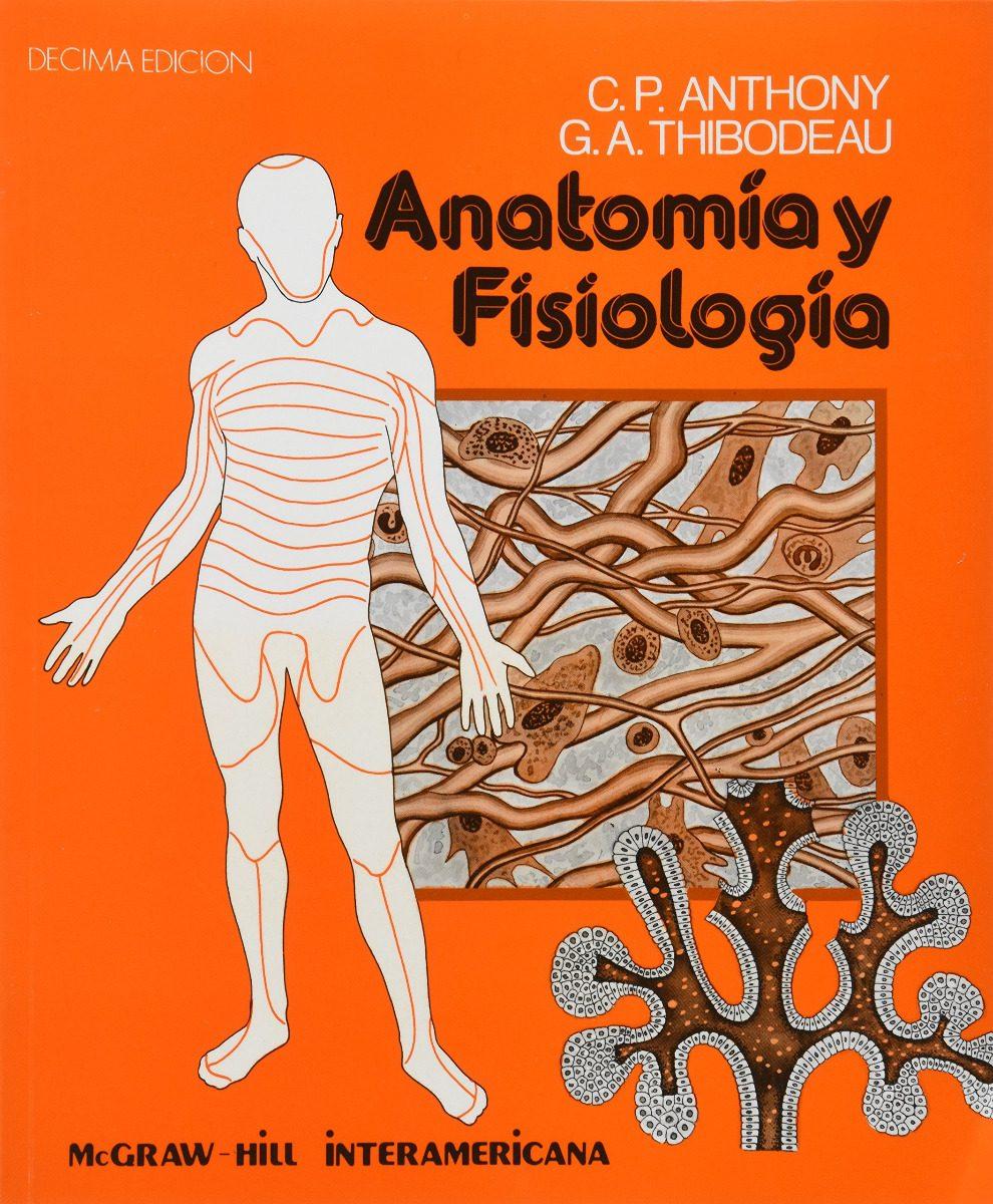 Hermosa Anatomía Y Fisiología Libro 10ª Edición Inspiración ...