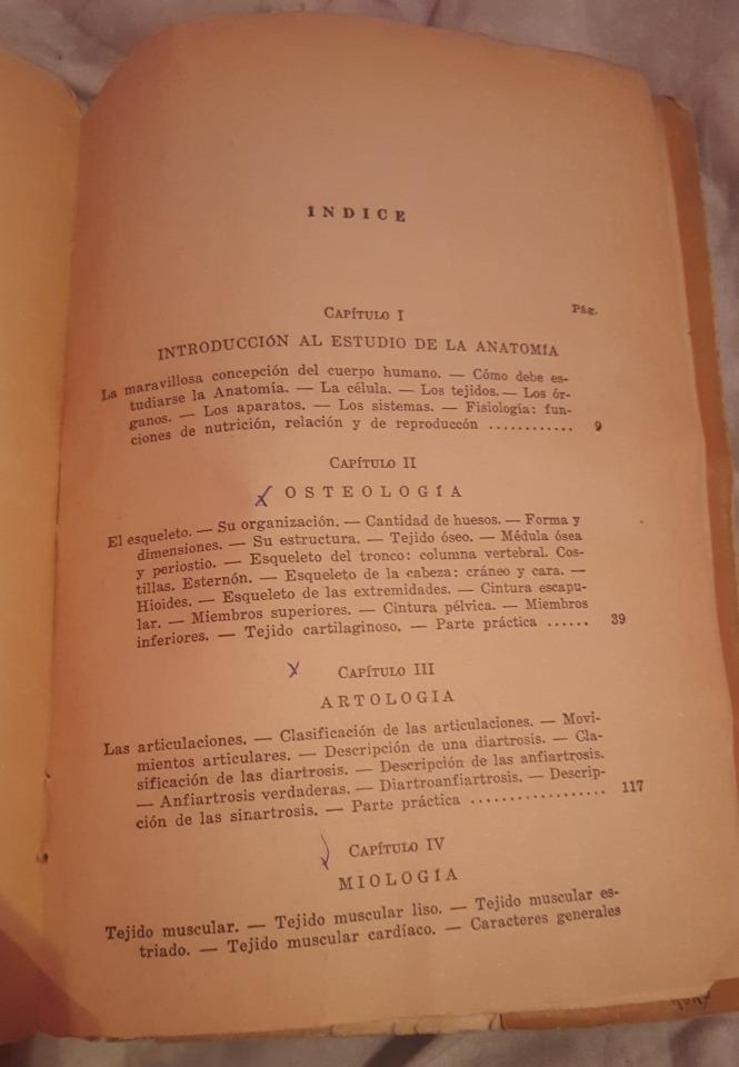 Anatomia Y Fisiologia - $ 60,00 en Mercado Libre