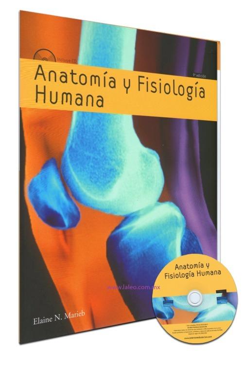 Anatomía Y Fisiología Humana- 9ª Edición + Cd... Marieb - $ 1.250,00 ...