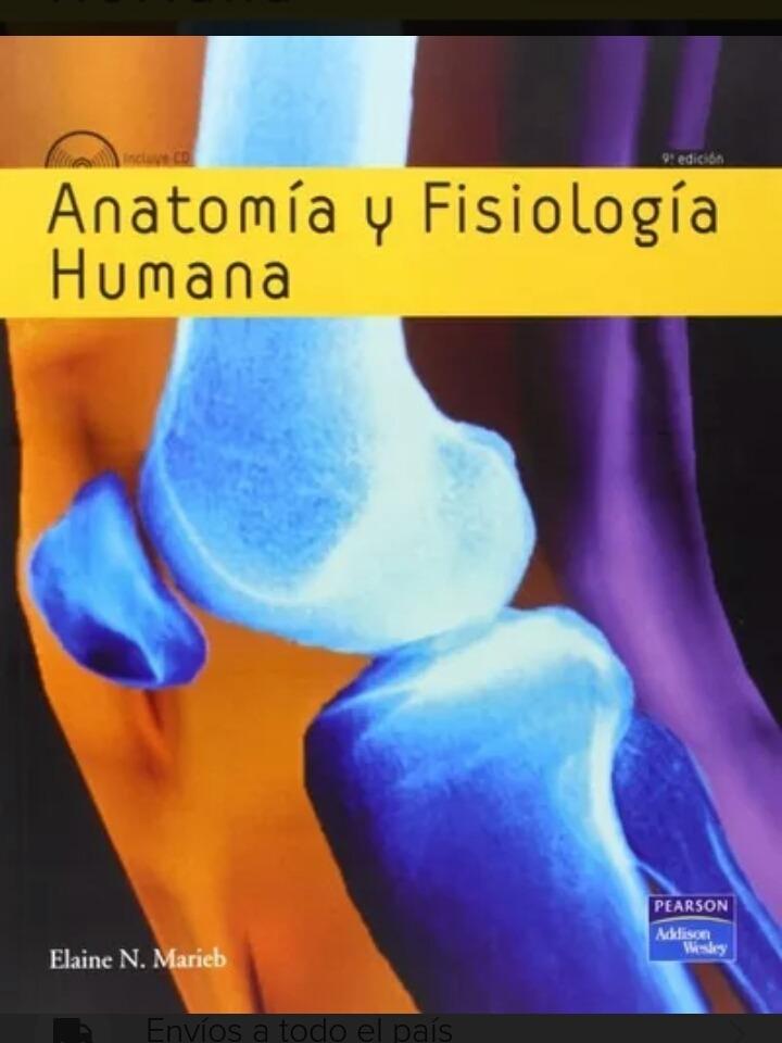 Lujo Anatomía Y Fisiología Marieb 10ª Edición Pdf Motivo - Imágenes ...
