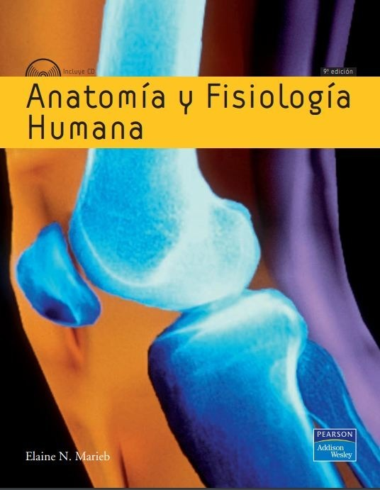 Anatomía Y Fisiología Humana Elaine N. Marieb - Pdf - Bs. 80.000,00 ...