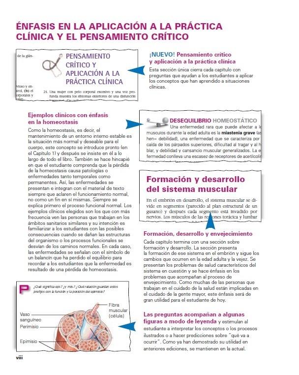 Anatomía Y Fisiología Humana Marieb - Bs. 40.000,00 en Mercado Libre