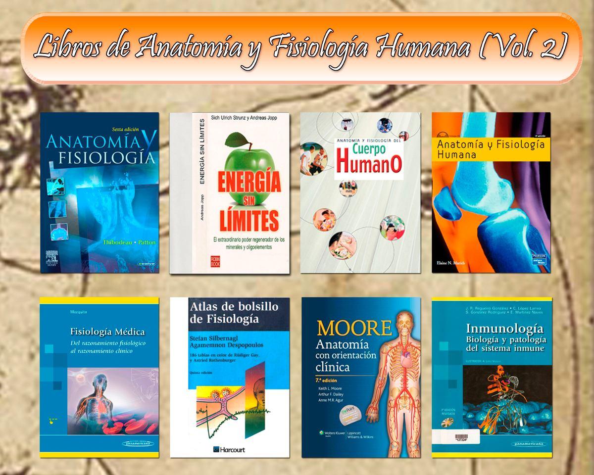 Anatomía Y Fisiología Humana. Moore. Mezquita. Cuerpo Humano - Bs ...