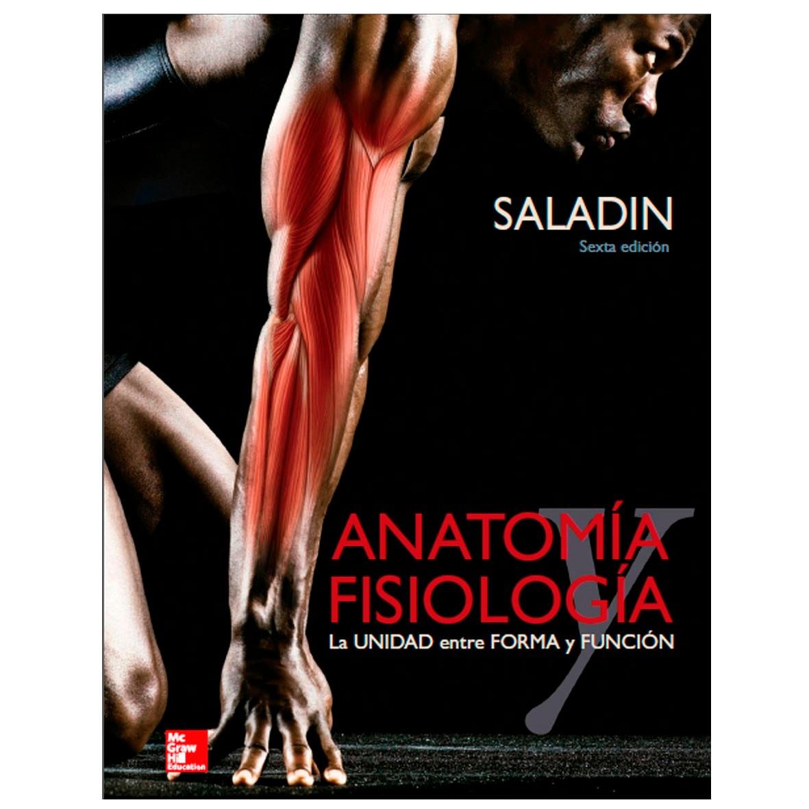 Perfecto Saladino Anatomía Y Fisiología Página Web Sexta Edición ...