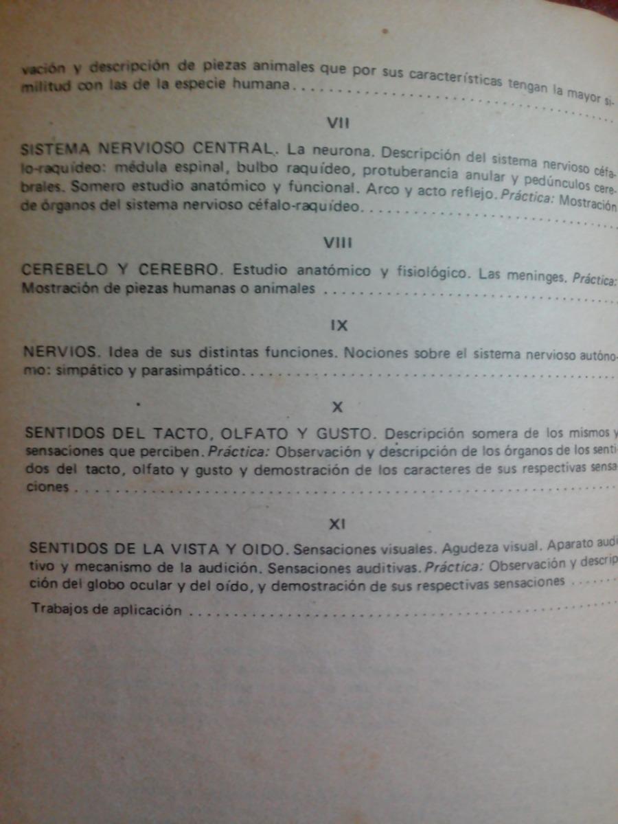 Anatomía Y Fisiología Humanas Lucy Vattuone El Ateneo - $ 175,00 en ...