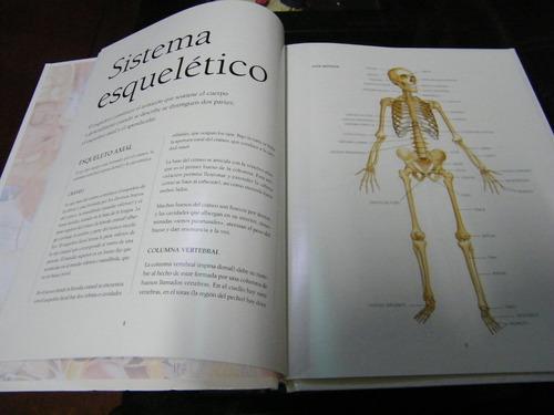 anatomica enciclopedia visual del cuerpo humano