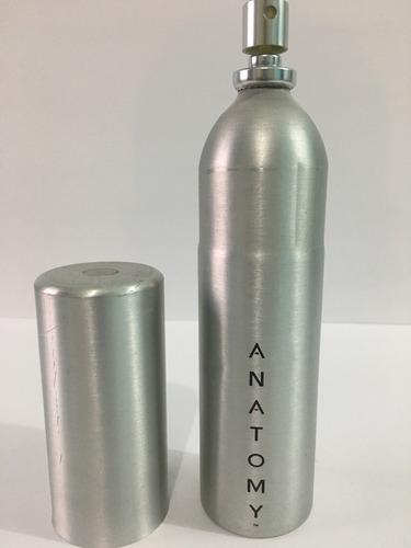 anatomy essentials de anatomy, eau de cologne, 200ml.