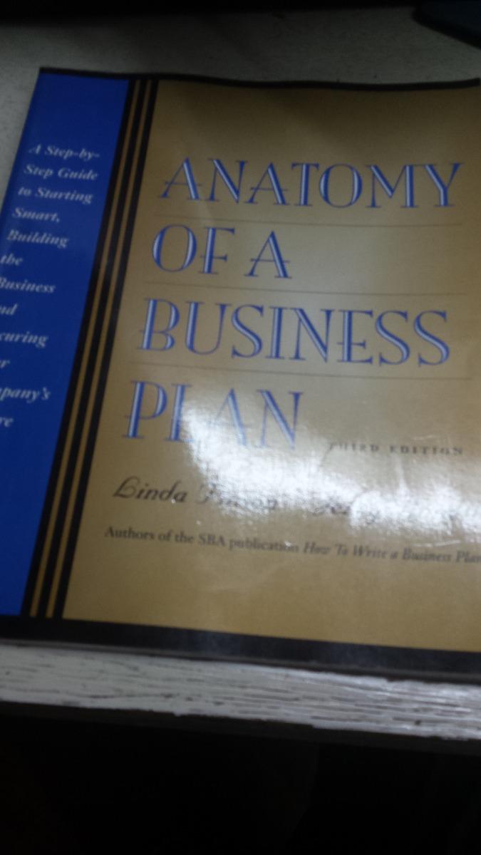 Anatomy Of A Business Plan Linda Pinson Jerry Jinnett Libro - $ 200 ...