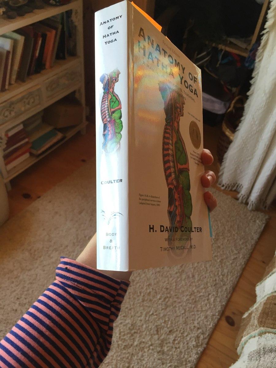 Anatomy Of Hatha Yoga De H. David Coulter - $ 20.000 en Mercado Libre