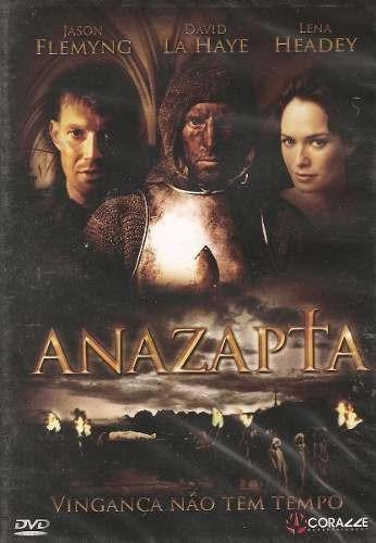 anazapta vingança não tem preço dvd lacrado original