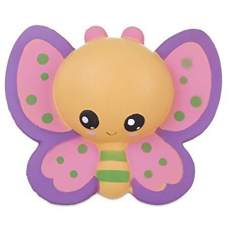 anboor 5.5  squishie mariposa kawaii suave aumento lento per