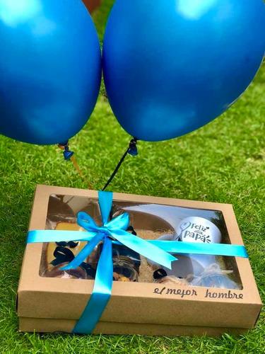 ancheta caja de dulces sorpresa