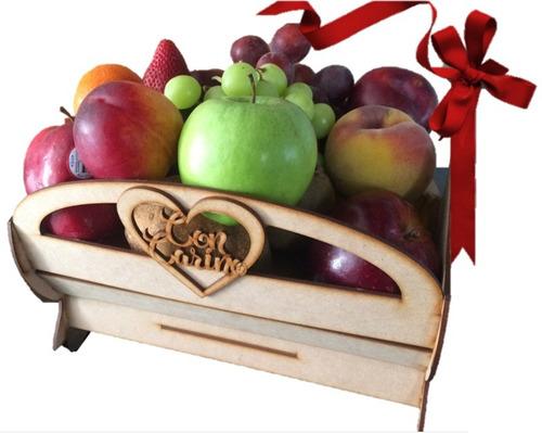 ancheta frutal incluye decoración y envio
